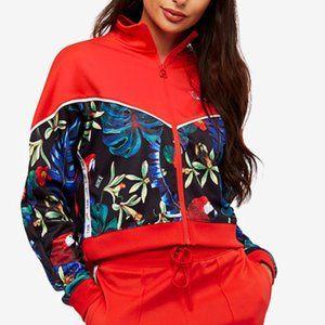 Nike Track Jacket Tropical Hyper Femme